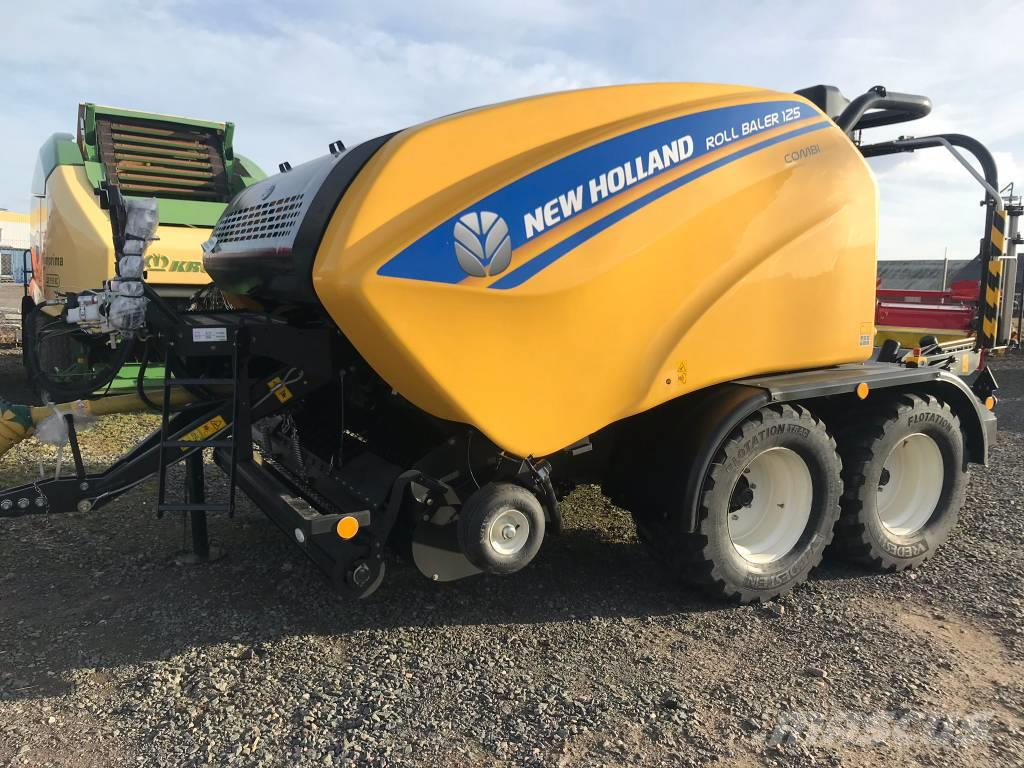 New Holland RB 125 Combi