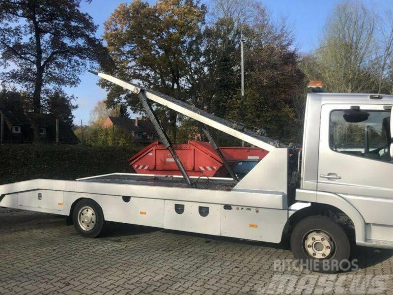 Mercedes-Benz 1022 ATEGO Biltransport för 2 bilar