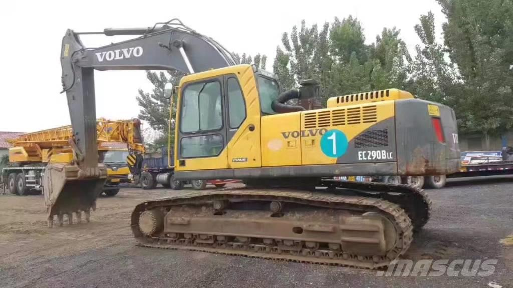 Volvo ec290blc