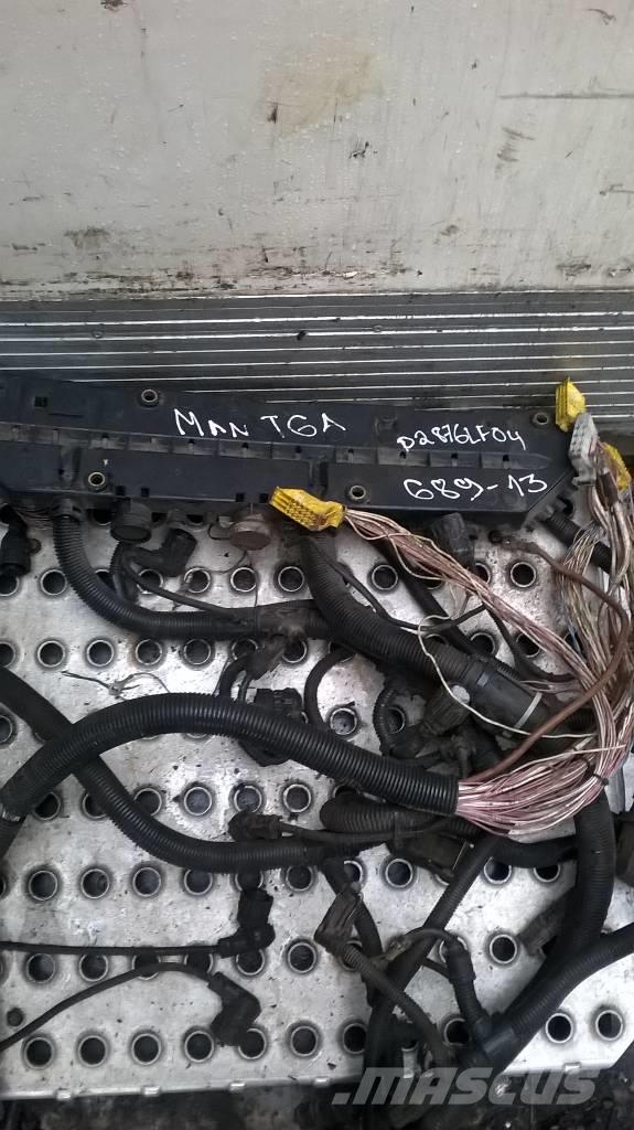 MAN TGA D2876LF04 wiring