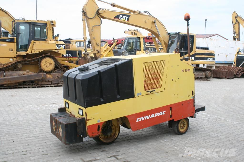 Dynapac PL 350 S original 2510 Hours
