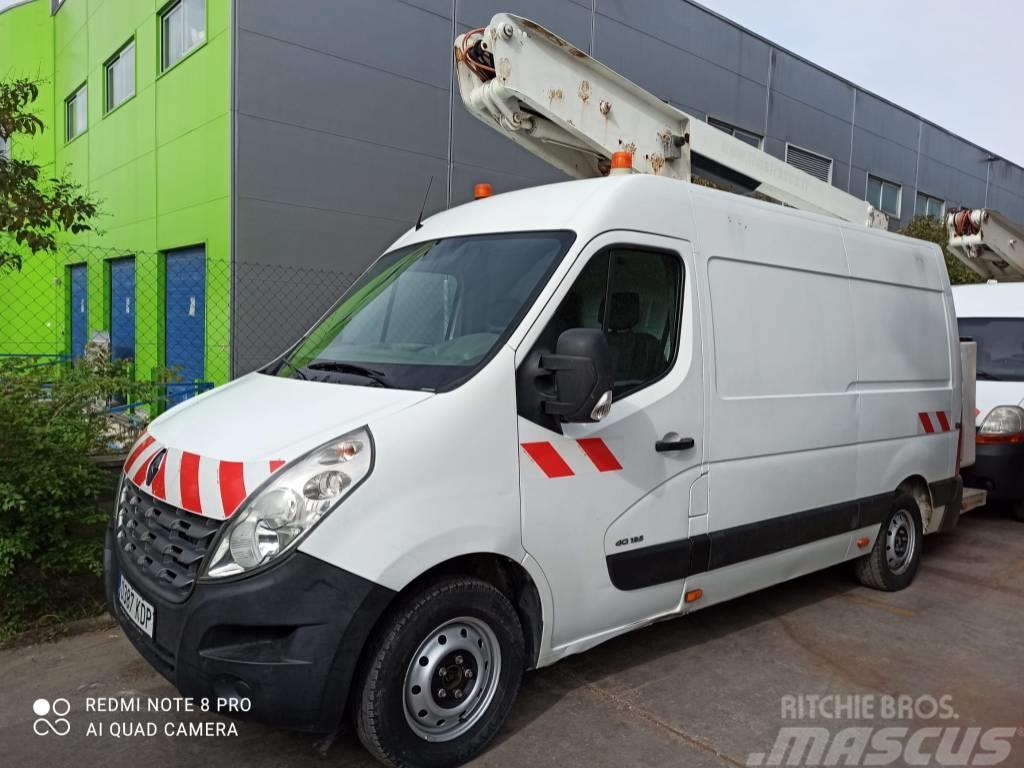 [Other] Furgón cesta Renault Master L2 H2 / Versalift ET32