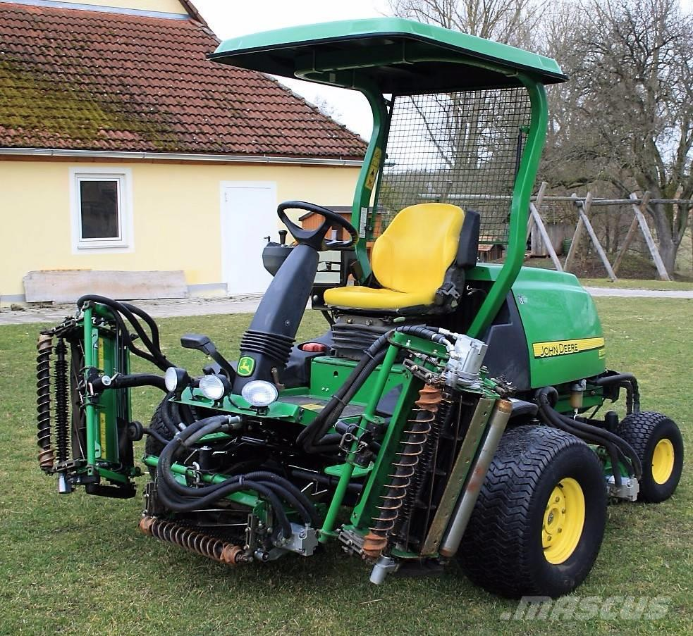 john deere precision cut 8700 spindelmäher - stand on mowers, price