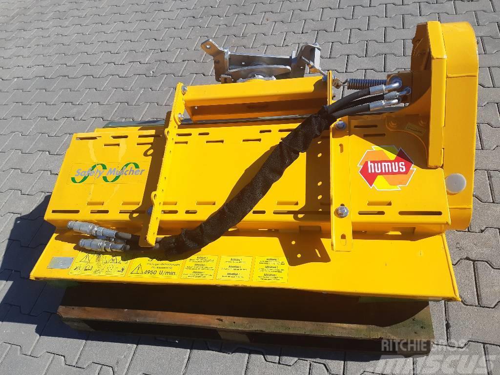 Humus Mulchkopf für Energreen Robocut Safety Mulcher