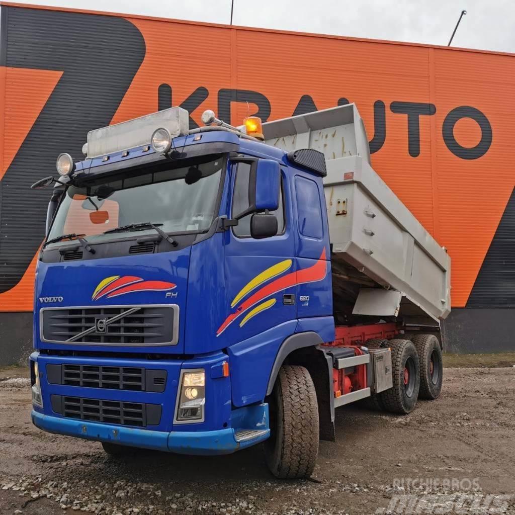 Volvo Trucks FH 520 6x4