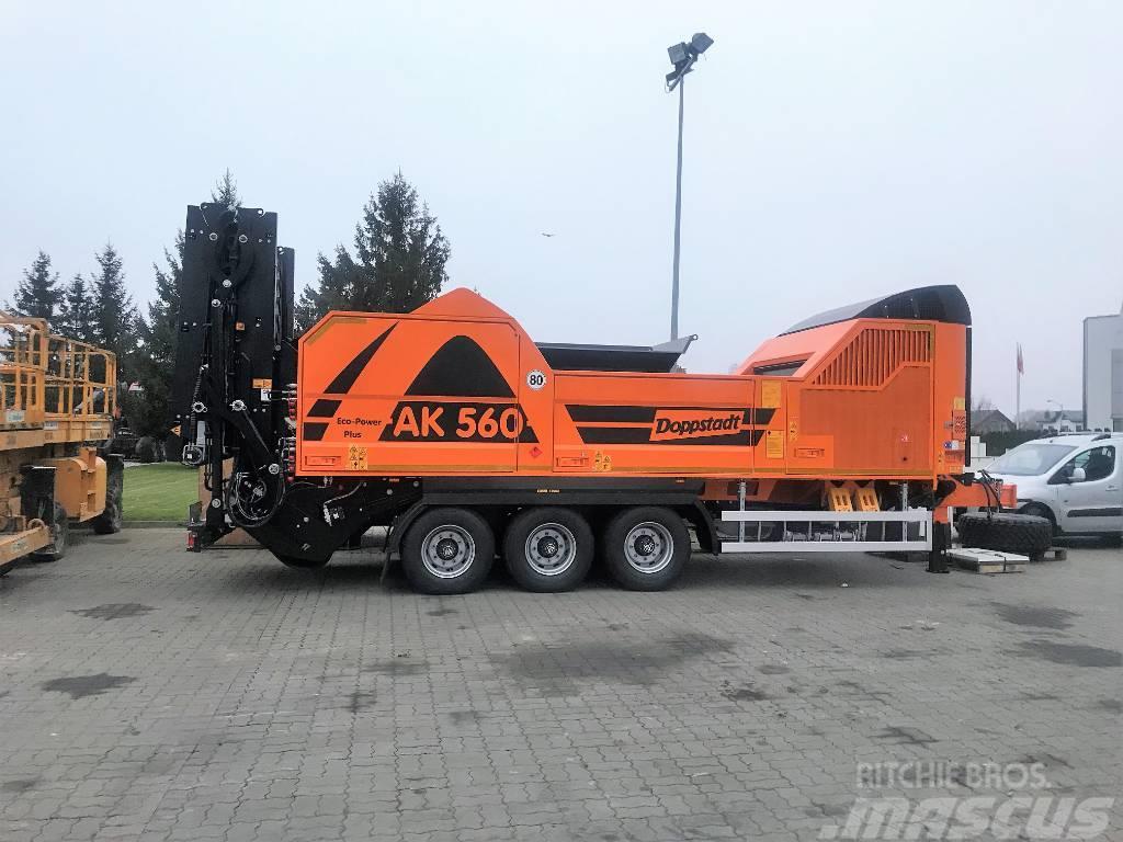 Doppstadt AK 560 EcoPower PLUS - ARCON POLSKA DEMO
