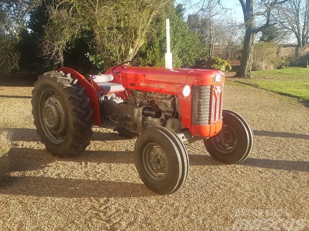 Massey Ferguson -mf-65 Tractors, Price: £7,000, Year of manufacture ...