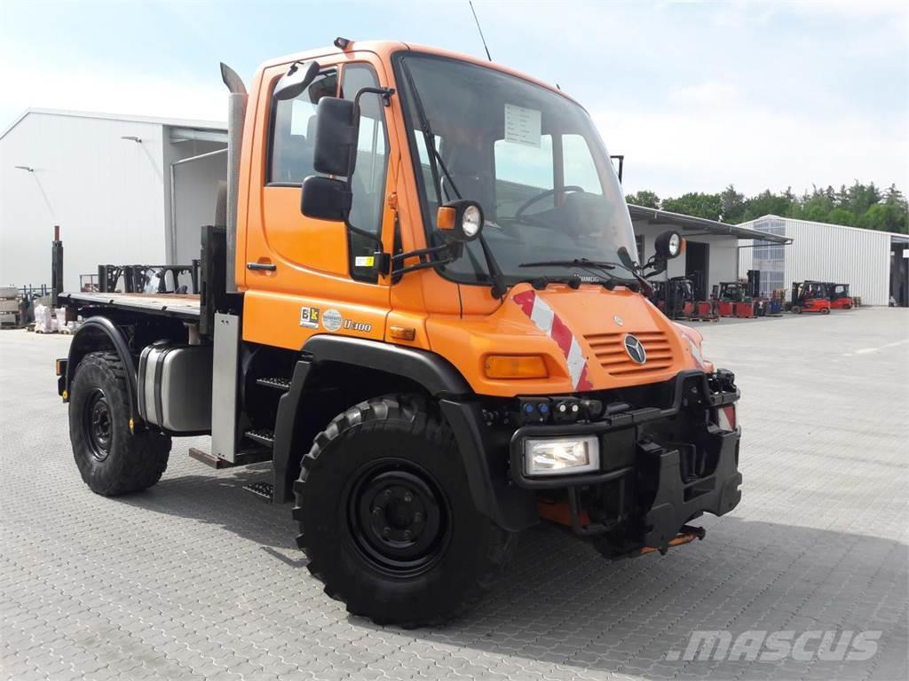 Mercedes benz unimog u 300 utility tool carriers price for Mercedes benz unimog