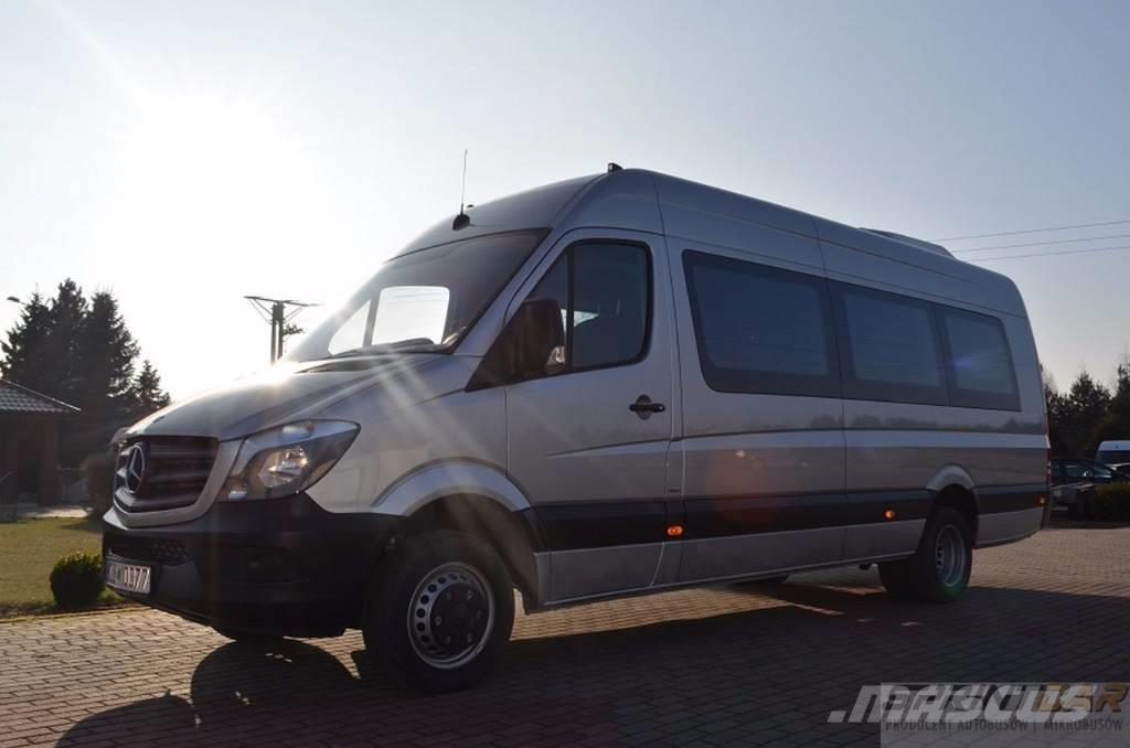 Mercedes-Benz Sprinter 519 XXL