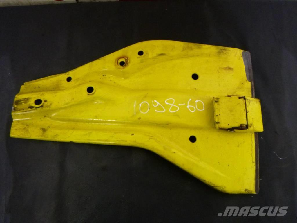 Scania R440 Wing mount