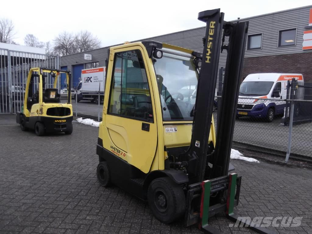 Hyster H2.0FTS