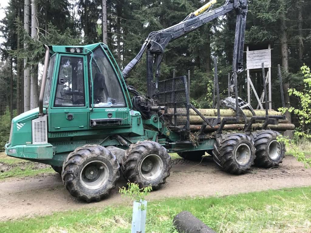 Gremo 1050f Preis Baujahr 2011 Forwarder