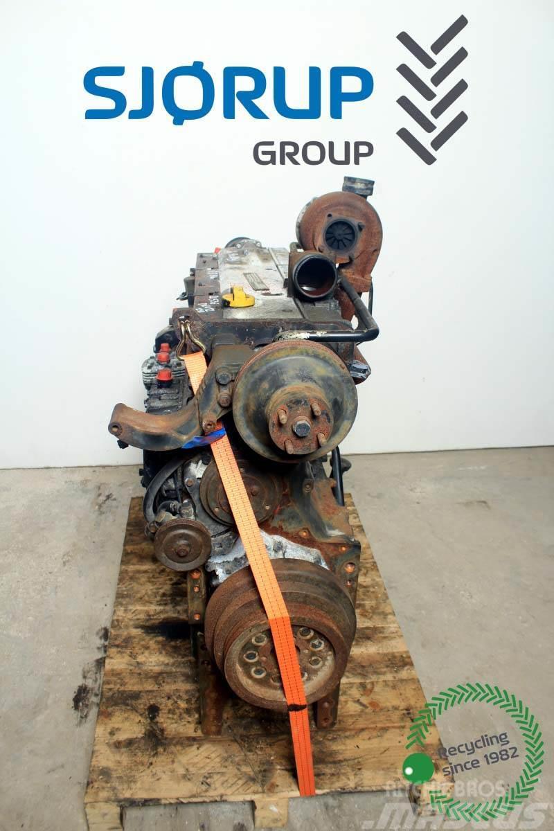 Deutz-Fahr Agrotron 230 Engine
