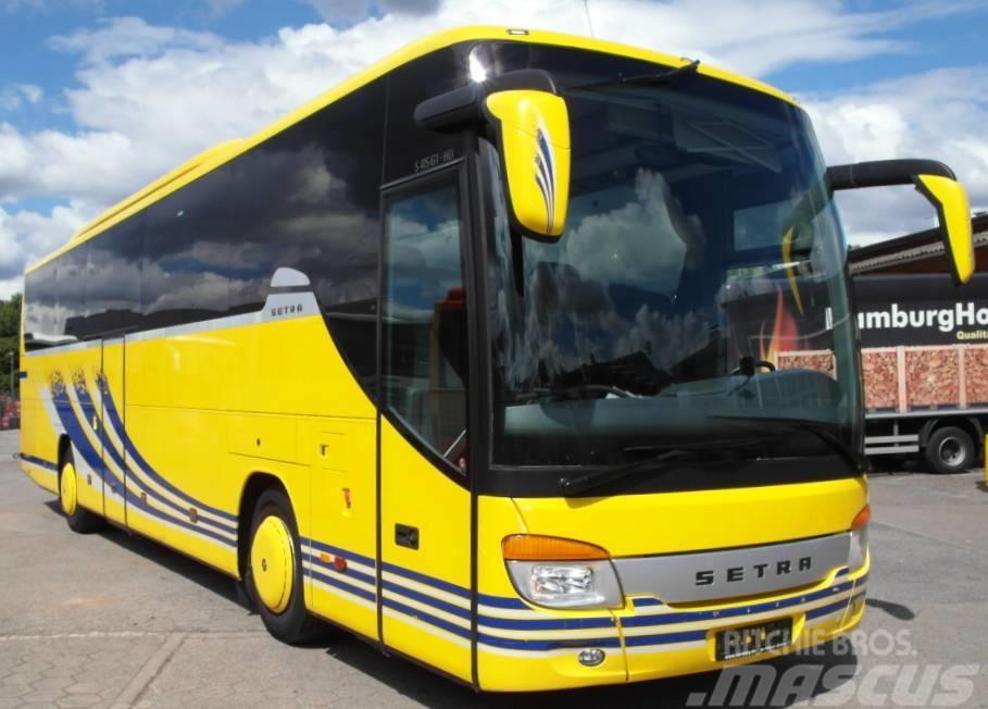 Setra S 415 GT-HD/ 52 Sitze/ EURO 5/ Travego/ WC/ TV