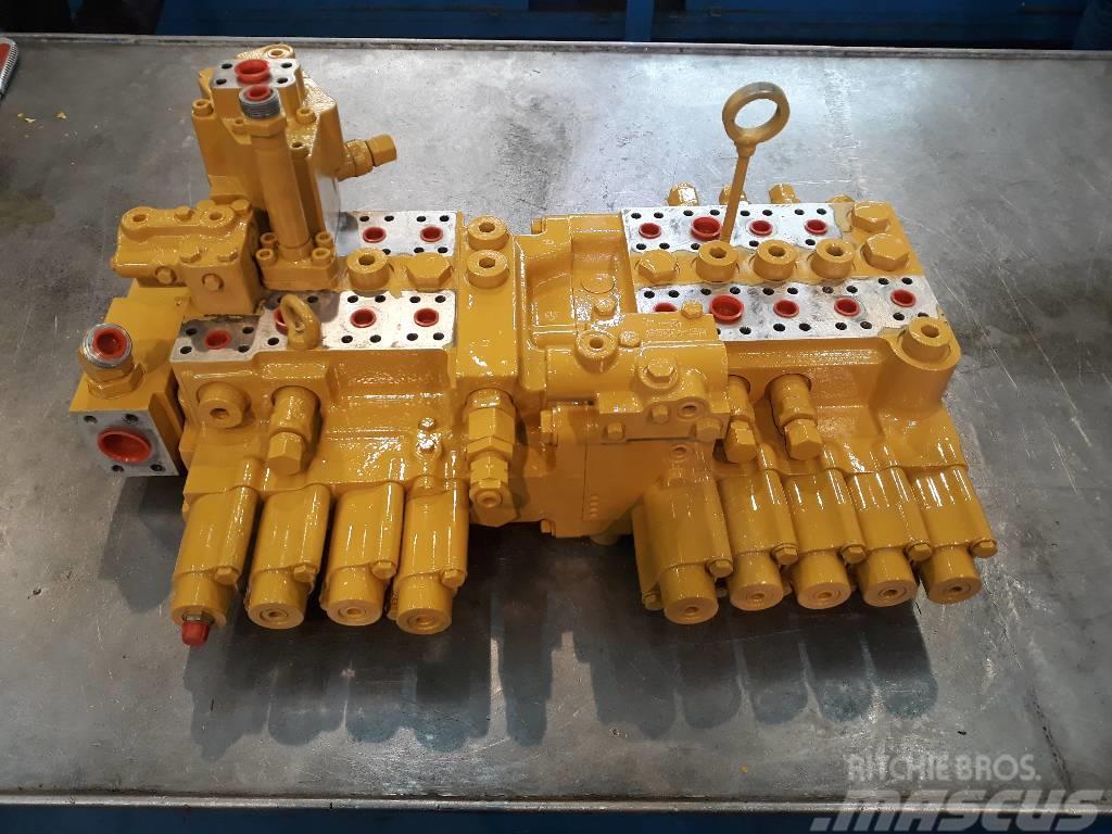 Caterpillar rozdzielacz 325 L i 325 LN main control valve