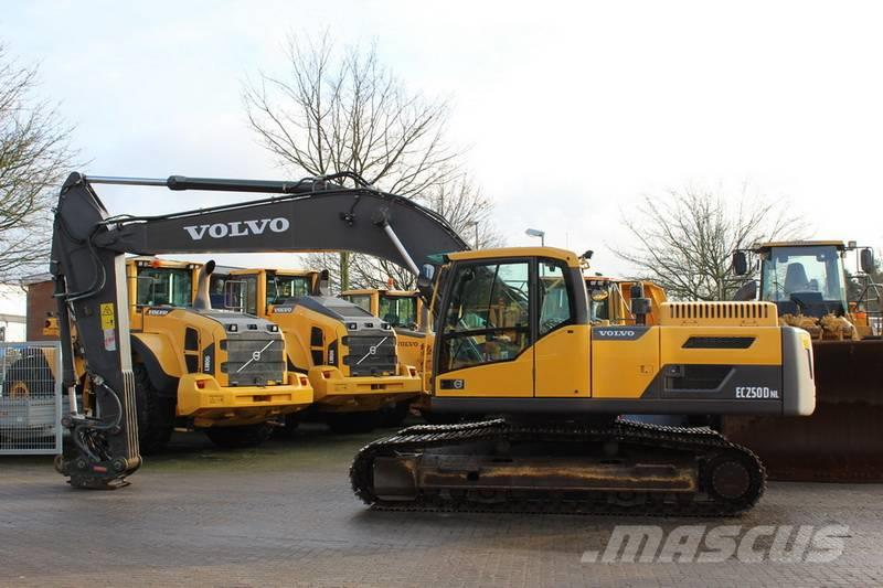 Volvo EC 250 D N L