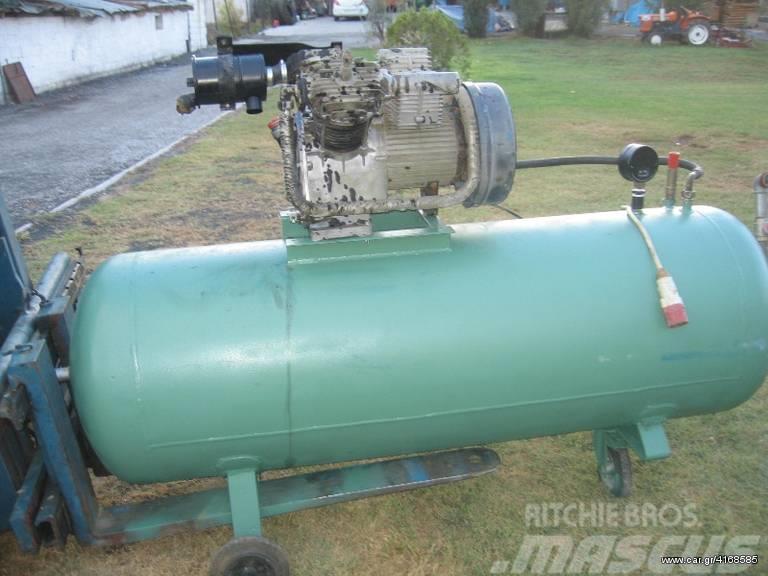 ABG 500 litra 4hp