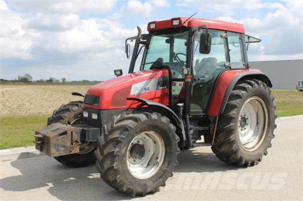 case ih cs 94 tractors price 14 821 year of manufacture 2001 mascus uk. Black Bedroom Furniture Sets. Home Design Ideas