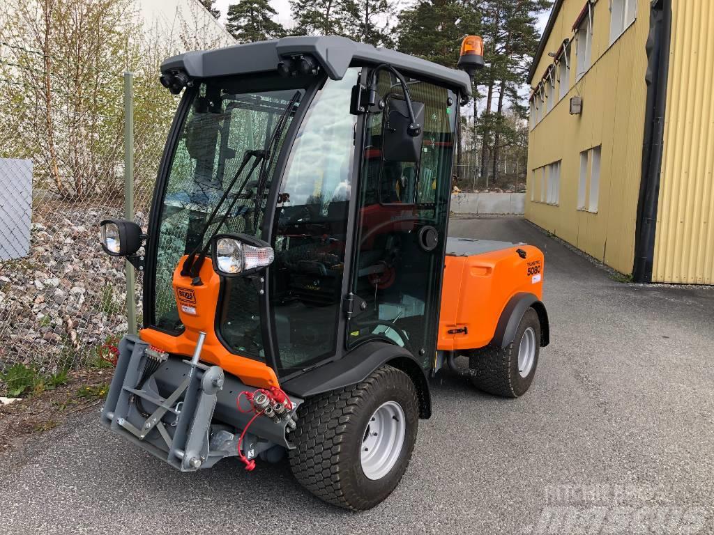 Kärcher Belos Trans Pro 5080 redskapsbärare DEMOEX SÄLJES