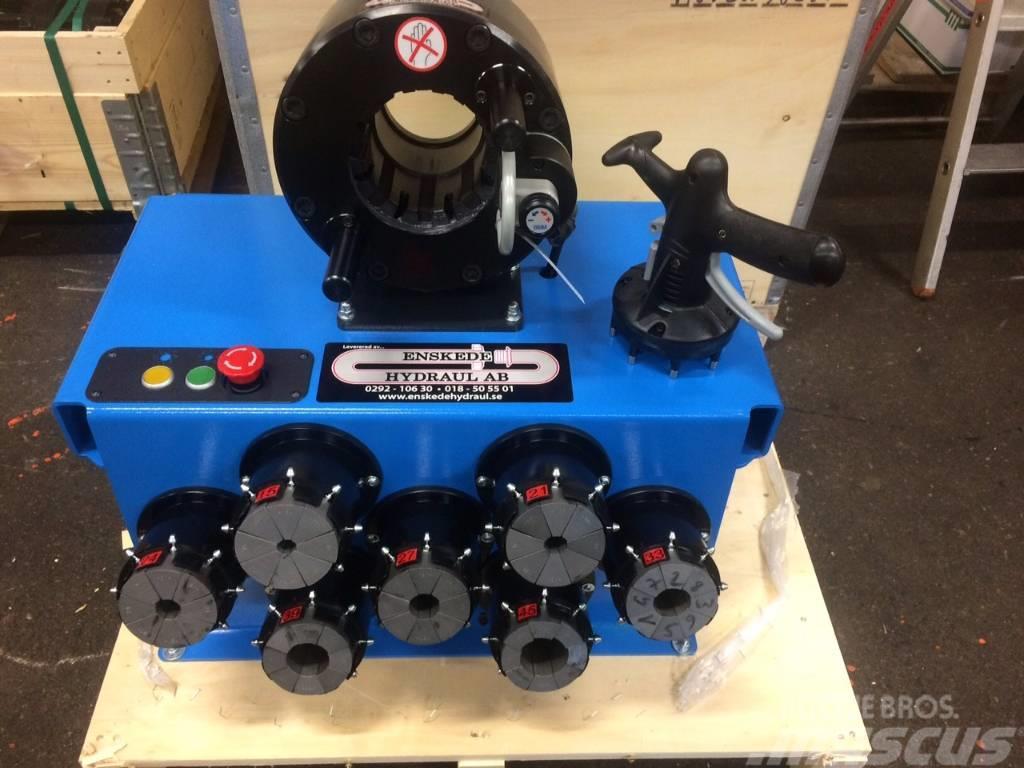 Techmaflex Slangpress Scrimp-137
