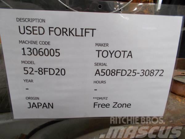 Toyota 52-8FD20