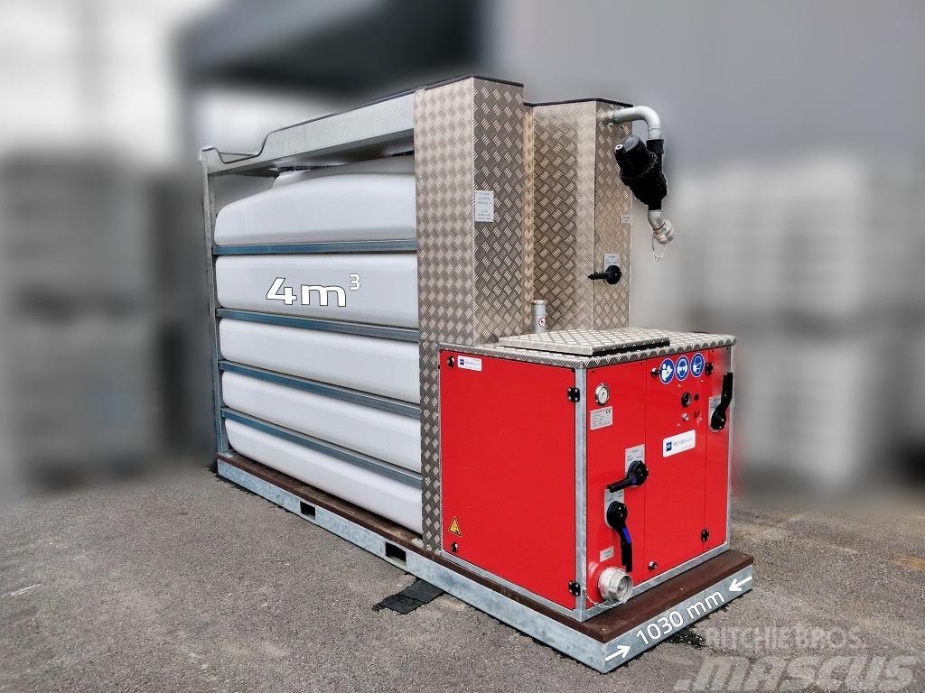 AT Boretec Mixing Unit M4000
