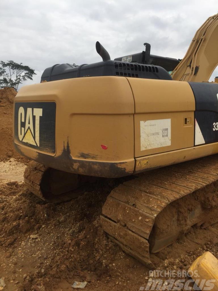 Caterpillar 330 D2L