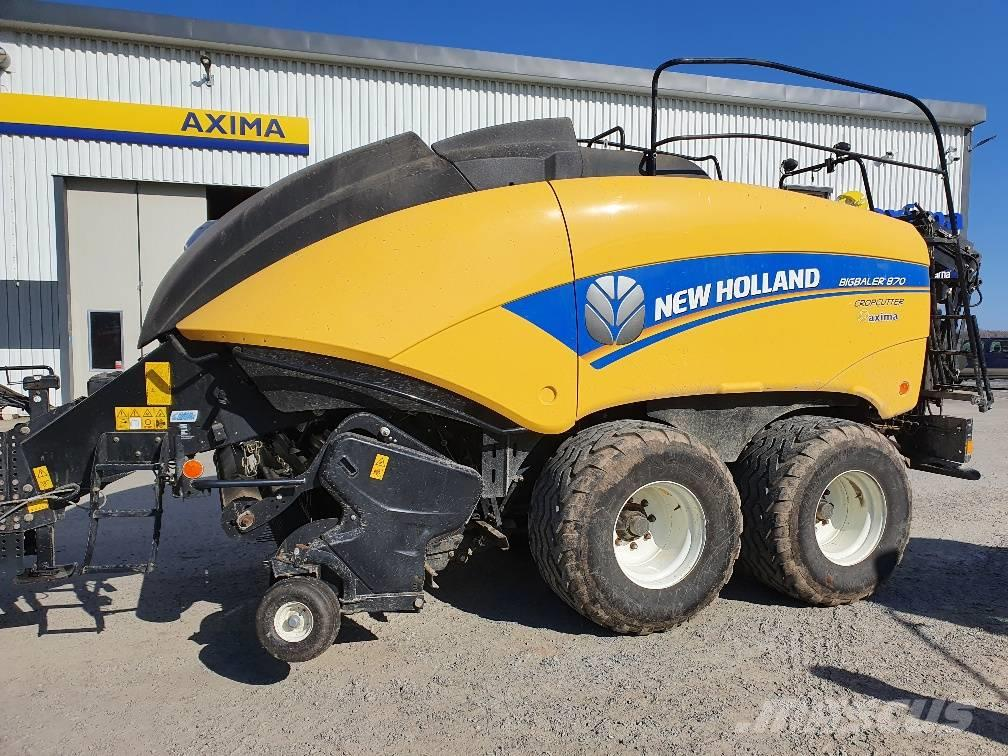 New Holland BB870RC