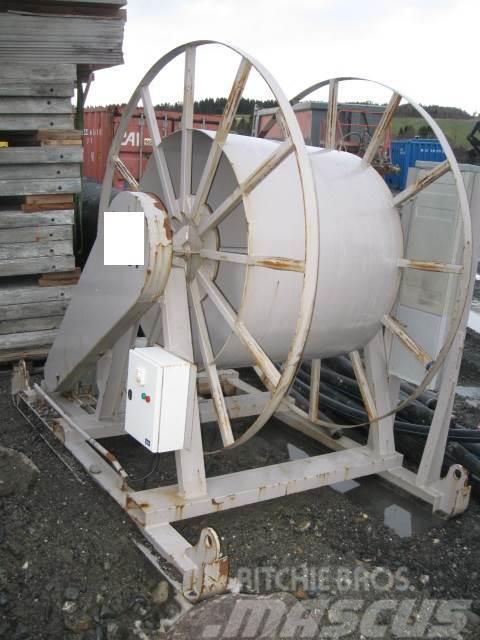 ABB Kabeldon kabelvinda, eldriven