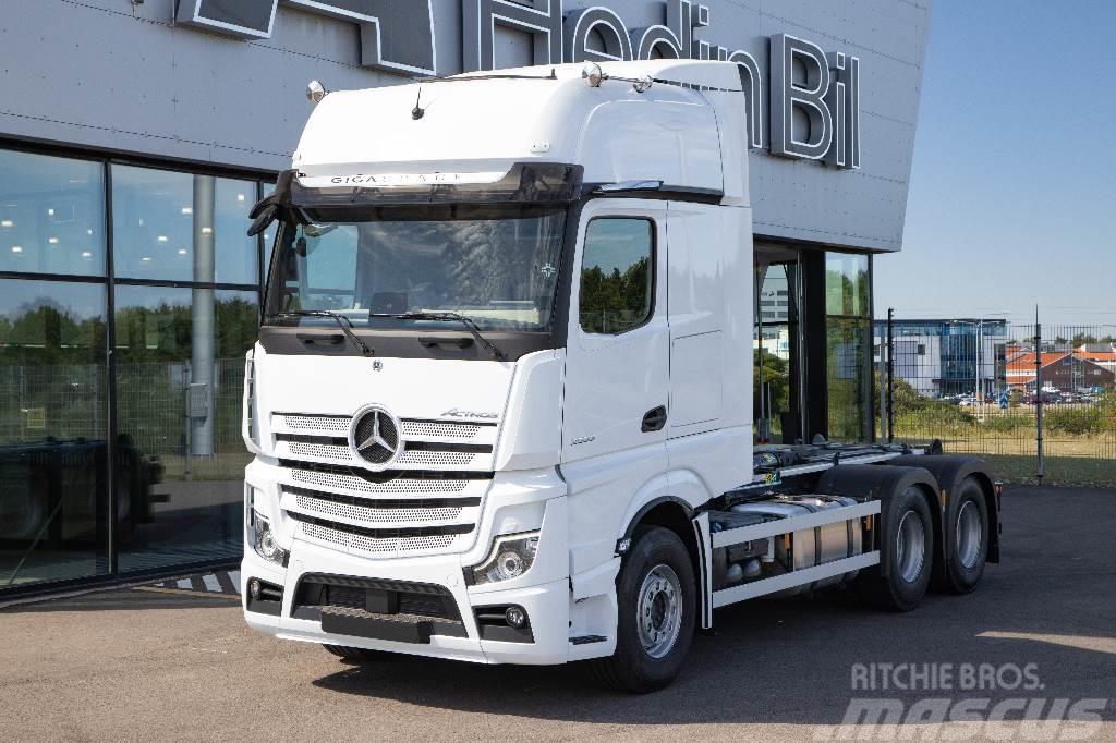 Mercedes-Benz Actros 2653