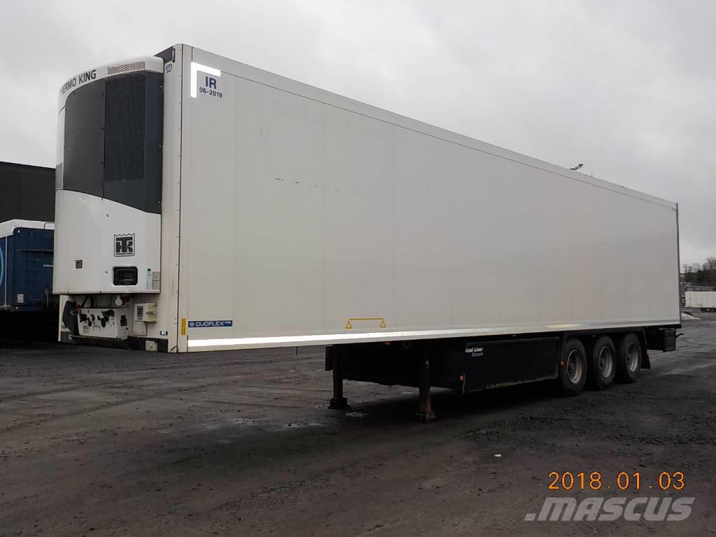 Krone REEFER - DOUBLECOMPARTMENT - DS READY - DUW 402