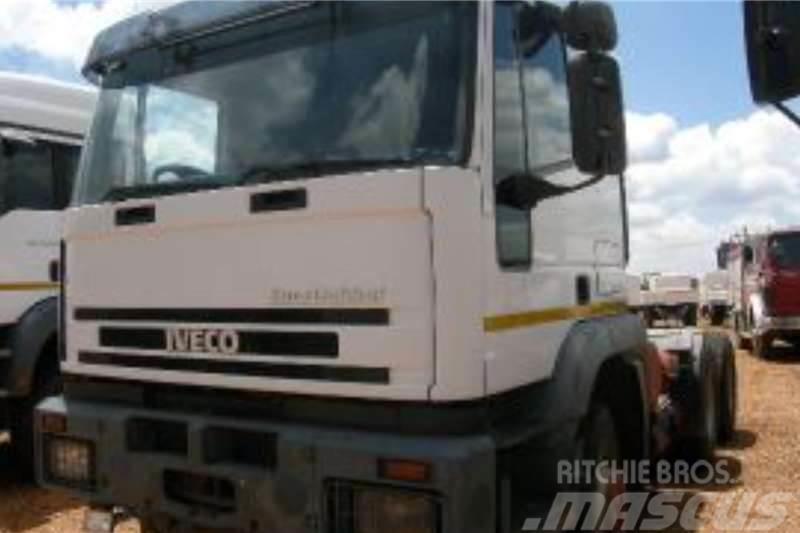 Iveco Eurotrakker 750 E42 (6x4)