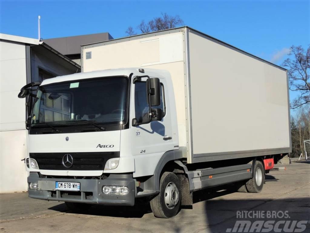 Mercedes-Benz Atego 818 kontener, 2012rok, EURO 5, AdBlue