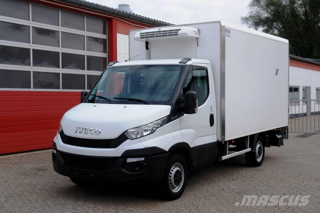 Iveco Daily 35S13 Kühlkoffer 3,65m Thermoking LBW E5 TÜV