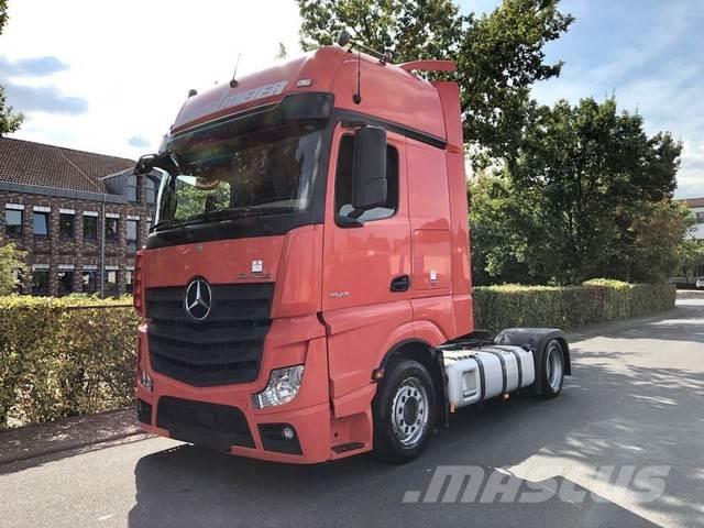 Mercedes-Benz ACTROS 1842 GigaSpace/Retarder/LowLiner