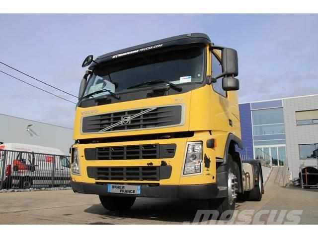 Volvo FM 400+Manual+intarder+kiphydr.