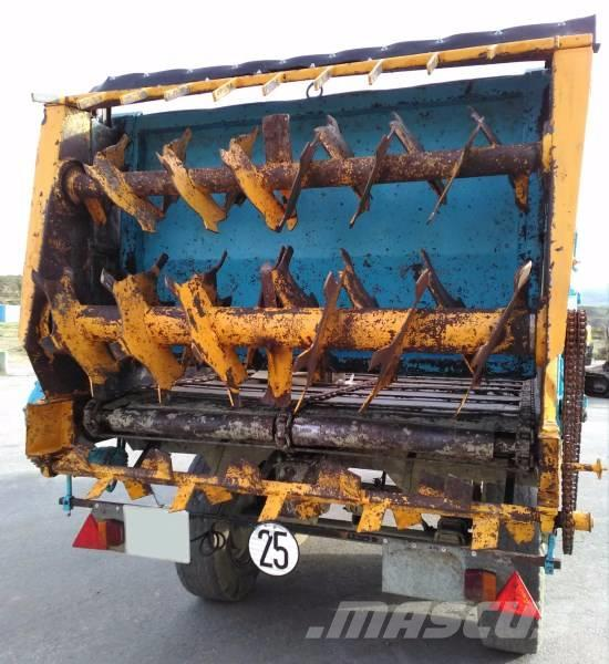 RIGUAL 8000, 1991, Other trailers