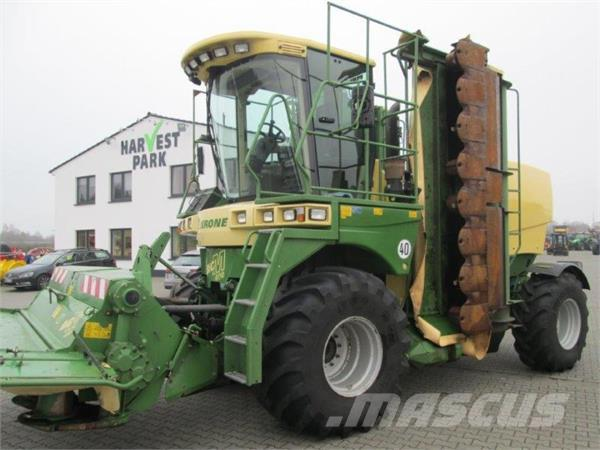 Krone Big M 400 CV