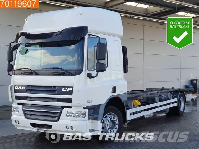 DAF CF75.310 4X2 Original-KM! German-Truck Ladebordwan
