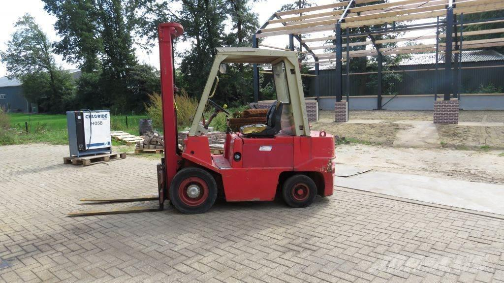 BT onk heftruck diesel