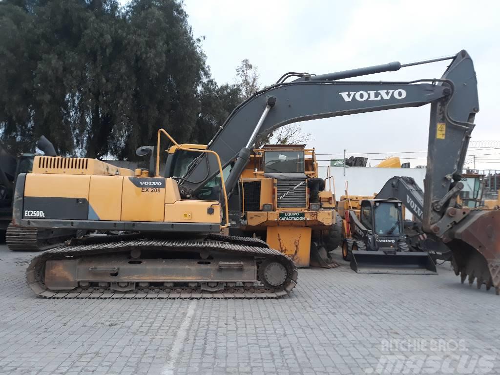 Volvo EC250D