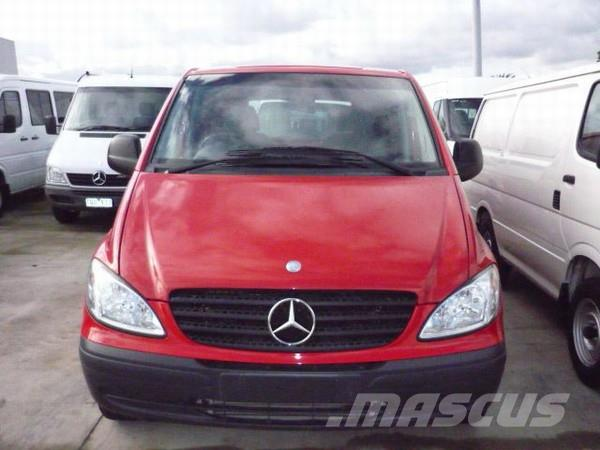 mercedes benz vito 115cdi compact occasion prix 17 190 ann e d 39 immatriculation 2004. Black Bedroom Furniture Sets. Home Design Ideas