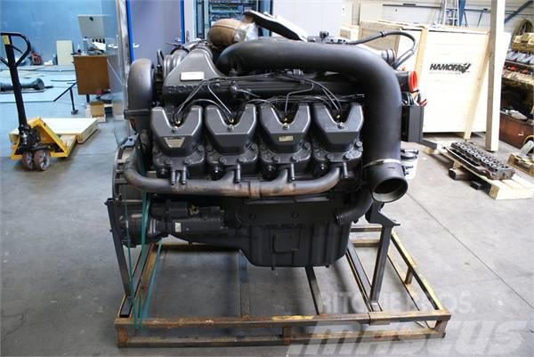Scania DSC 14.13, 2012, Motorer