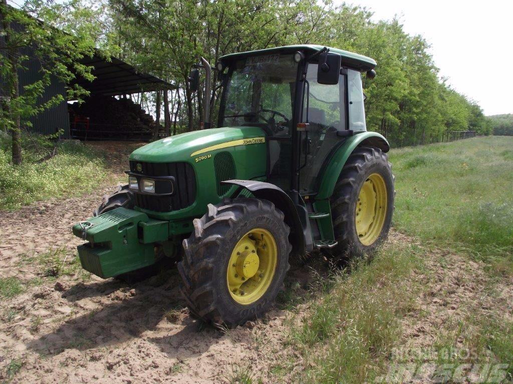 john deere 5090 m baujahr 2011 gebrauchte traktoren gebraucht kaufen und verkaufen bei. Black Bedroom Furniture Sets. Home Design Ideas