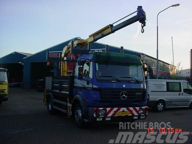Mercedes-Benz 1424 SK COPMA 1765.2