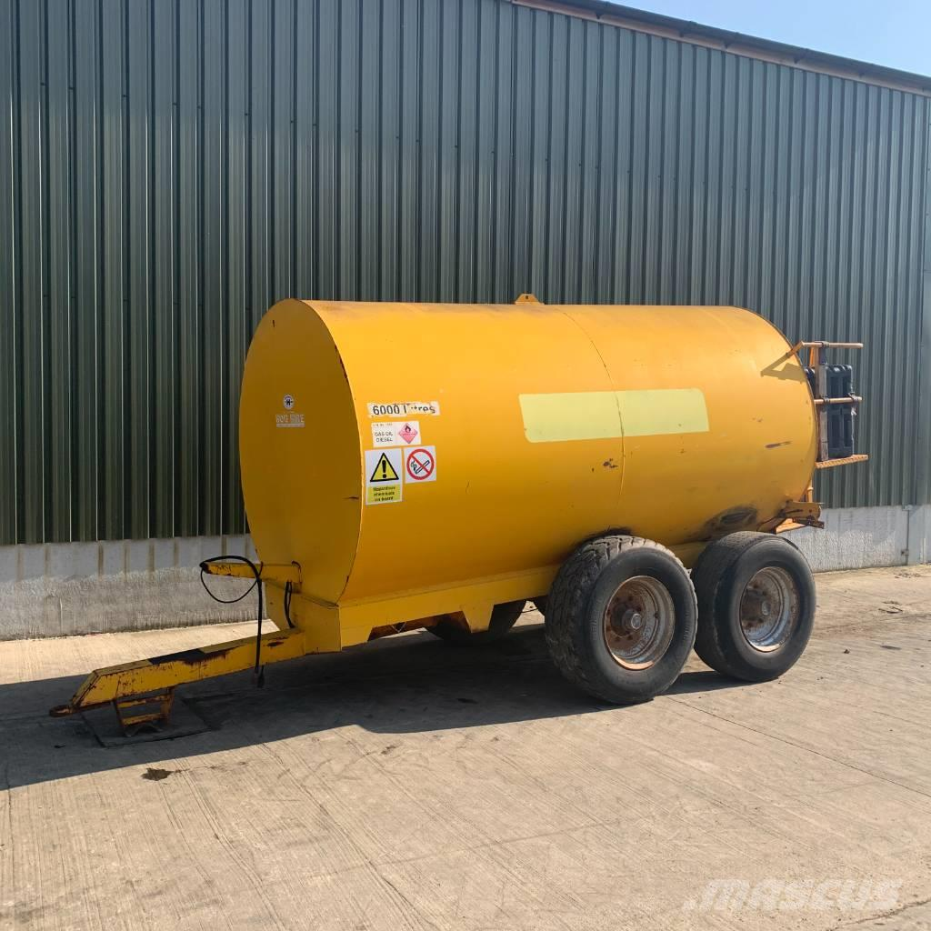 [Other] 6000 litre Trailed Fuel Bowser