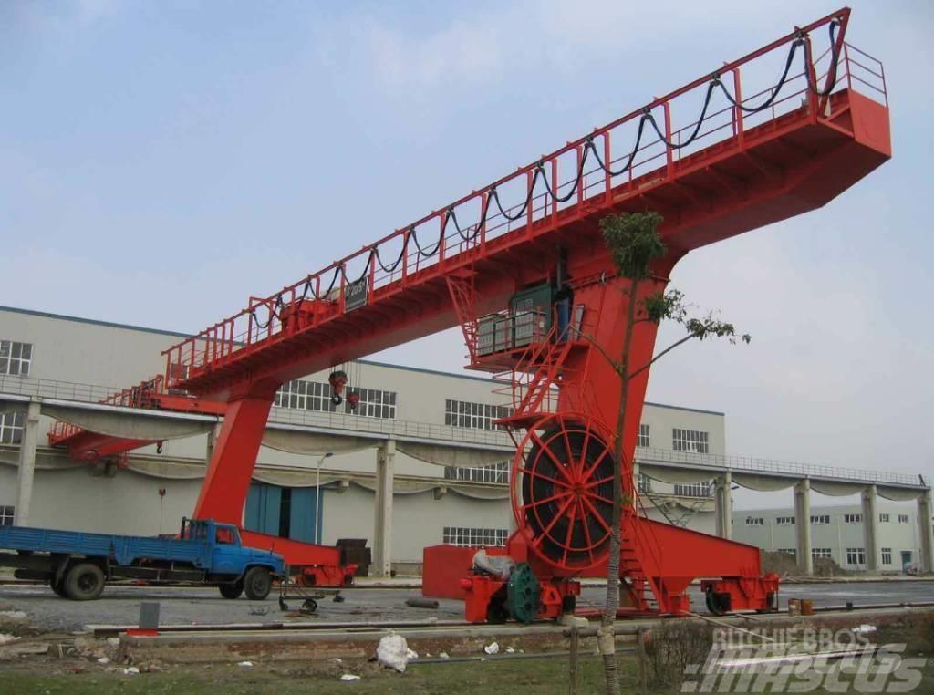 [Other] Sanqi-Shangjia L Type Single Girder Gantry Crane-S