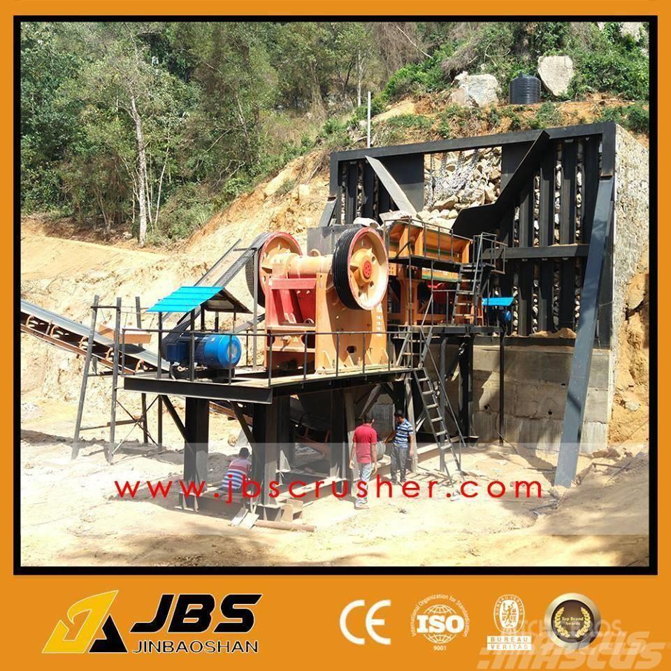 JBS 100 TPH