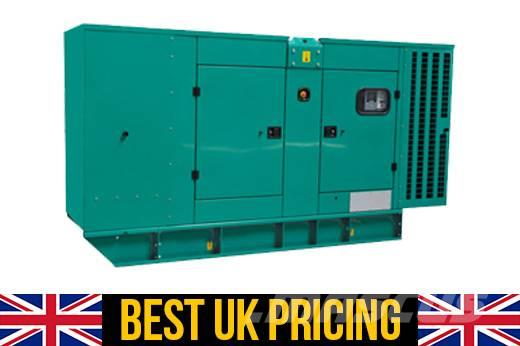 Cummins 220 kVA High Power C220 D5E QSB7 G5 Silent Genset