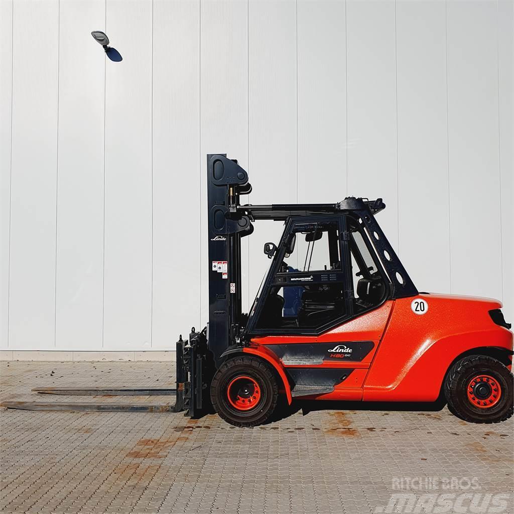 Linde H80/1100D